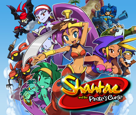 Emertainment Monthly Shantae And The Pirates Curse Bearlygaming
